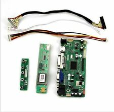 LCD Panel Controller Adapter Board Kit for LTN160AT01 HDMI + DVI + VGA