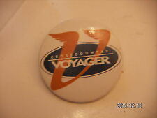 CROSS COUNTRY VOYAGER BADGE PICTURE BADGE