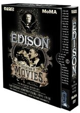 Edison: The Invention of the Movies [4 Discs] (2005, DVD NEUF)4 DISC SET