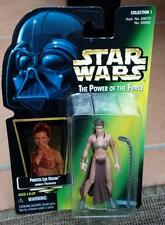 STAR WARS Slave Girl Jabba Leia  power figure 1997 Kenner  Vintage