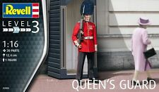 Revell 1:16 SCALE MODEL KIT Queen's Guard Figure RV02800