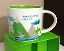 Starbucks YAH Collection Mug - VANCOUVER ISLAND