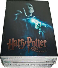 Harry Potter Order of the Phoenix Update Complete 90 Card Basic Set