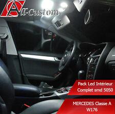 Pack led intérieur Mercedes Classe A W176 14 ampoules