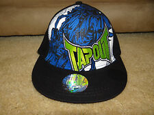 Tapout Tap Grim Stretch-Fit Youth Cap-NWT
