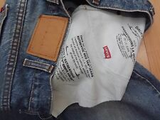 "LEVIS LOOSE FIT W36"" L27"" (ORIGINAL)768 N"