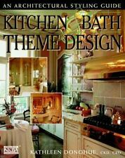 Kitchen and Bath Theme Design: An Architectural Styling Guide-ExLibrary