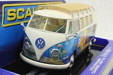 SCALEXTRIC C3761 VW VOLKSWAGEN BUS CAMPER HIPPIE VAN NEW 1/32 SLOT CAR * DPR *