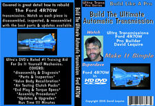 Explorer W/ 5.0 Automatic Transmission  Rebuild  Video / DVD  Expedition W/ 4.6