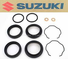 New Genuine Suzuki Front Fork Seals GSXR1000 GSX1300 Hayabusa (See Notes) #V139