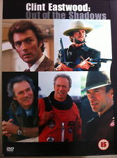 Clint Eastwood - Out of the Shadows - Excellent 2000 Documentaire Film DVD