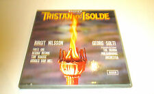 Decca MET 204-208 Wagner Tristan and Isolde /NILSSON SOLTI BOX SET EX+