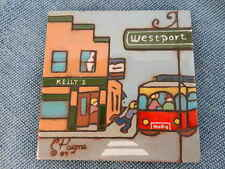 "C Payne Creations Tile Hand Painted ""Westport"""