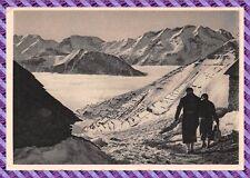 Tarjeta Postal - Mar de Nubes sur la valle de Pueblo d'Oisans
