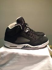 "Air Jordan 5 Retro ""Oreo"" size 12"