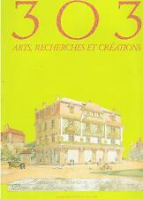 303 ARTS, RECHERCHES ET CREATIONS (La revue des Pays de la Loire, XXII)