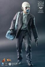 Hot Toys Joker 2.0 - Bank Robber 1/6 DC THE DARK KNIGHT Heath Ledger NEW RARE
