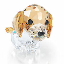 NEW IN BOX SWAROVSKI RETIRED PUPPY MAX THE BEAGLE LOVLOTS 5063329