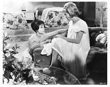 LOOKING FOR LOVE scene still CONNIE FRANCIS & SUSAN OLIVER - (b625)
