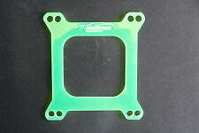 1/4'' Holley Carburetor Transparent Acrylic Spacer USA Made!! Carb spacer !!!