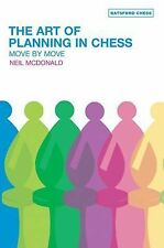 The Art of Planning in Chess, by McDonald. New Book