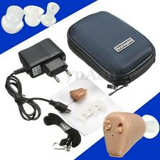 K-88 Rechargeable Prothèse Auditive Oreille Hearing Aid Volume Son Amplificateur
