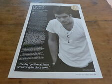 ORLANDO BLOOM - Mini poster - article !!! UK !!!