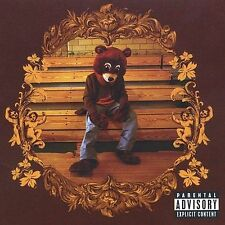 , College Dropout Audio CD