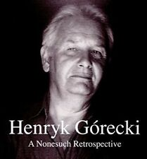 Henryk Gorecki - A Nonesuch Retrospective 7 CD Set New