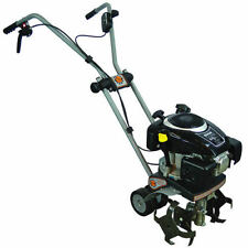 "Gardening Tool DHT Gas Powered 15"" Front Tine Tiller with 149cc Kohler Engine"