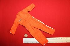 21ST CENTURY 1:6TH SCALE MODERN WORK ORANGE OVERALLS CB26581