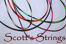 Scott's String Order Custom Compound Recurve Bow Archery Lots Very Fast Release