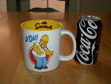 THE SIMPSONS - CARTOON TV SHOW, Ceramic Coffee Mug, Vintage, JUMBO SIZED