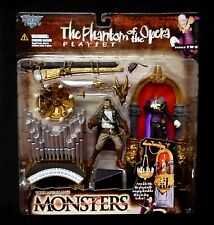 McFarlane Toys Monsters Series 2 Phantom of the Opera Playset Figures New 1998