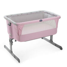 "Chicco 2017 Side Sleeping Crib Next2Me ""Princess"" Baby Crib Next 2 Me Brand NEW"