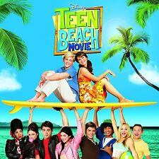 VARIOUS - TEEN BEACH MOVIE (DISNEY RECORDS SOUNDTRACK): CD ALBUM (July 15th)