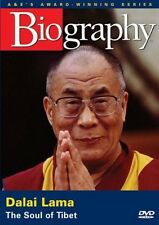 BIOGRAPHY: DALAI LAMA -THE SOUL OF TIBET (A&E DOCUMENTARY) NEW AND SEALED