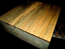 CURLY MAPLE BOWL BLANKS LATHE TURNING BLOCK LUMBER WOOD 9 X 9 X 3""
