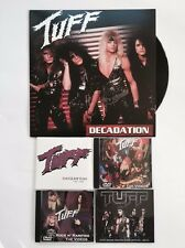 TUFF 5-Pak! Vinyl + 2 CDs & 2 DVDs Hairband Sunset Strip Glam Rock Hollywood 80s