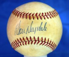 DON DRYSDALE PSA/DNA AUTHENTIC SIGNED AMERICAN LEAGUE BASEBALL AUTOGRAPH