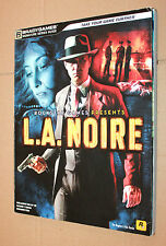 """L.A. Noire strategy Guide by Brady Games/solutionsofficiel """"English/Anglais"""""""