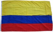 XXL Colombia Bandera 250 x 150 cm de tormenta izar alzada WM