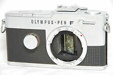 Olympus Pen FT Half Frame SLR Film Camera Body Only SN147260 *For Parts*