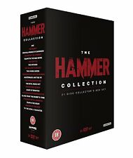 The Ultimate Hammer Collection . 21 Movies . Horror . 21 DVD Box . NEU . OVP