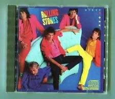 Rolling Stones cd DIRTY WORK © 1986 CBS 1st press JAPAN FOR EUROPE # CDCBS 86321