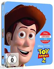 TOY STORY 2 (Walt Disney), Blu-ray-Disc, Steelbook NEU+OVP
