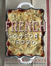 French Comfort Food by Hillary Davis (2014, Hardcover)