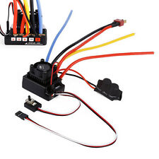 80A ESC Sensorless Brushless Electronic Speed Controller For 1/10 RC Car Motor