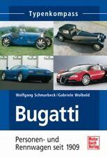 TYPENKOMPASS - WOLFGANG SCHMARBECK / GABRIELE WOLBOLD - BUGATTI - PERSONEN- UND