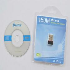 Wireless USB Adapter LAN Wifi Dongle for XP/Vista/Window 802.11 b/g/n 150Mbps K1